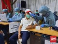 Vaksinasi Lansia di Hang Jebat Jaksel Kurangi Jam Operasional