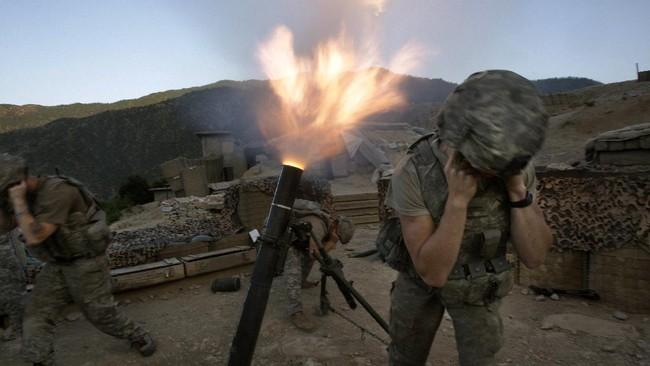 Libur Idulfitri, Taliban Umumkan Gencatan Senjata 3 Hari