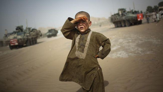 UNICEF menyatakan satu juta anak-anak yang hidup di Afghanistan terancam kelaparan tahun ini, kian parah usai Taliban berkuasa.