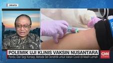 VIDEO: Polemik Uji Klinis Vaksin Nusantara
