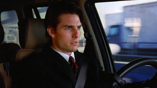 Eyes Wide Shut (1999) merupakan proyek yang mempertemukan Tom Cruise dan Nicole Kidman.