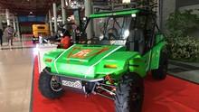 Mobil Listrik Fin Komodo Buatan Dalam Negeri Setrum IIMS 2021