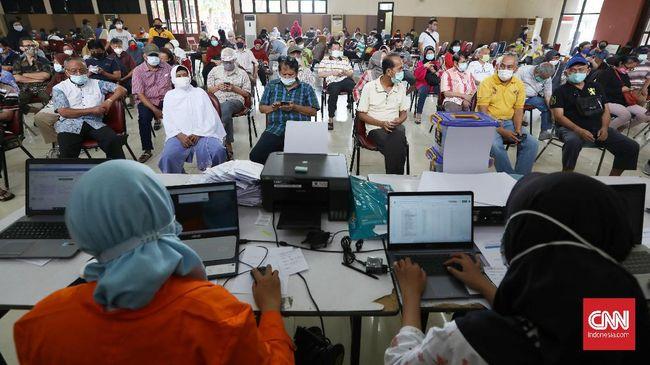 kasus positif di DKI Jakarta kembali memecahkan rekor. Total kasus positif pada Kamis (24/6) di DKI Jakarta mencapai 7.505 kasus.