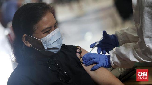 Kemenkes memastikan ODGJ tetap akan memiliki hak vaksin covid asalkan memiliki NIK sebagai syarat vaksinasi.