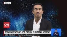VIDEO: Peran Antagonis Joe Taslim di Mortal Kombat