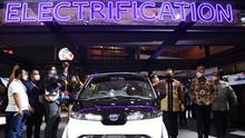Gaikindo Sebut Indonesia Butuh Hybrid Sebelum Mobil Listrik