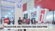 VIDEO: Penjualan Mobil Baru Terdongkrak Imbas Diskon PPNBM
