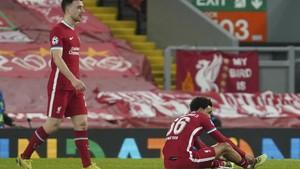 FOTO: Madrid ke Semifinal Liga Champions, Liverpool Nol Gelar