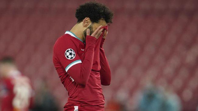 Setelah menjalani dua musim gemilang, Liverpool merasakan hampa gelar di musim ini usai tersingkir di Liga Champions.