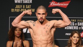 Jadwal UFC Vegas 24: Robert Whittaker vs Kelvin Gastelum