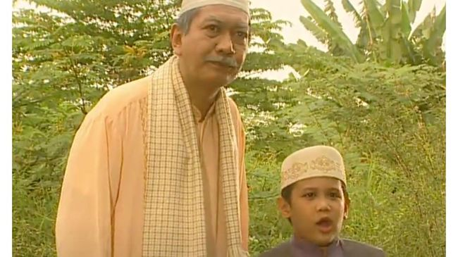 Setelah kesana-kemari mencari aktor untuk perankan Zidan, seorang Deddy Mizwar akhirnya bertemu dengan Jourast Jordy yang ia anggap sangat cocok.