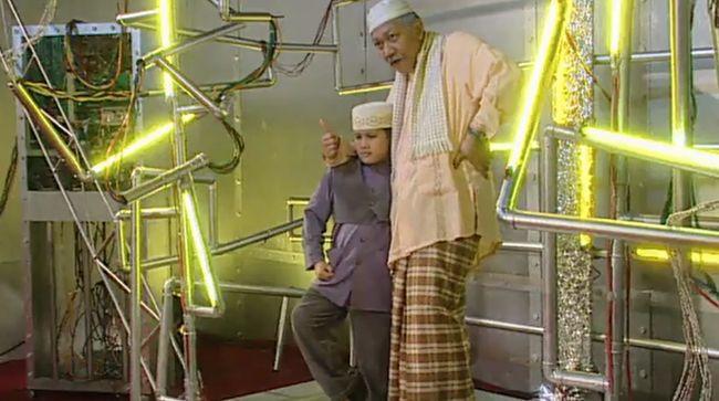 Salah satu peristiwa yang dialami Rasulullah, Isra Miraj rupanya menjadi inspirasi terbentuknya cerita sinetron Lorong Waktu.