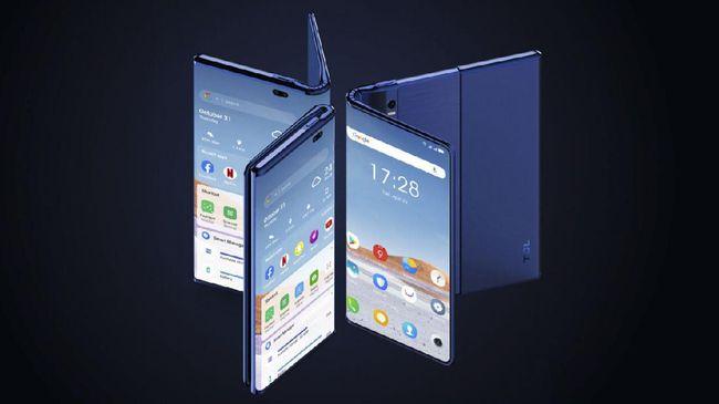 Produsen ponsel TCL tengah menggodok konsep ponsel lipat yang disebut Fold n Roll, diklaim akan dijual murah.