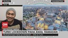 VIDEO: Turki Lockdown Pada Awal Ramadan
