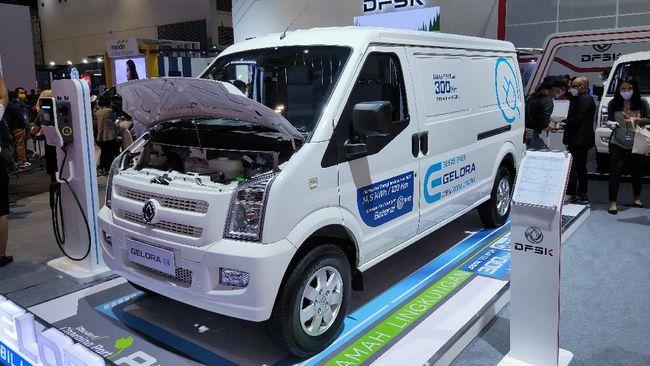 Menurut Sokonindo Automobile (DFSK), segmen komersial paling cocok untuk teknologi listrik.