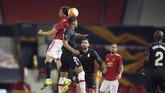 Manchester United menunjukkan permainan dominan di leg kedua perempat final Liga Europa melawan Granada.