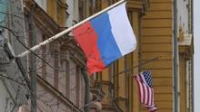 Jengkel Dijatuhi Sanksi, Rusia Sebut Tudingan AS Omong Kosong