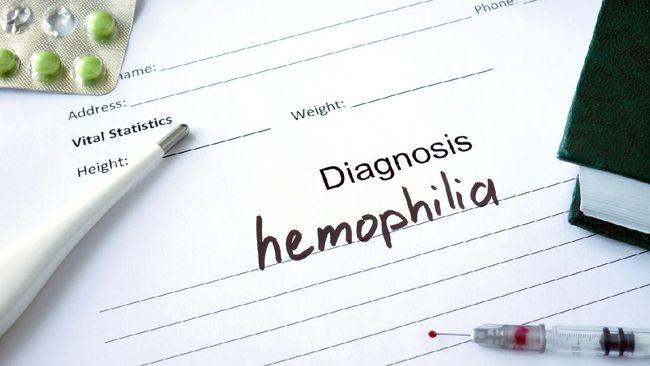 Hemofilia merupakan penyakit yang membuat darah sulit membeku. Penyakit ini membuat pengidapnya bisa mengalami pendarahan berlebih.