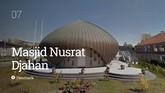 Sejumlah masjid dari pelbagai belahan negara di dunia memiliki desain arsitektur yang unik. Berikut beberapa di antaranya.