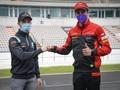 Sempat Adu Jotos, Pembalap Indonesia Gresini dan McPhee Damai