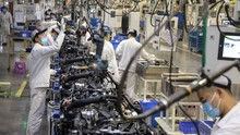 FOTO: Kebangkitan Ekonomi China dari Tekanan Corona