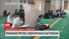 VIDEO: Masjid Diminta Bentuk Tim Satgas Covid