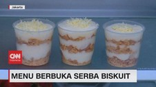 VIDEO: Menu Berbuka Puasa Serba Biskuit