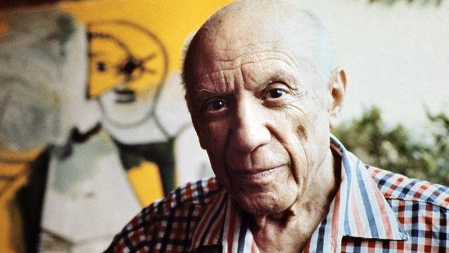 Lukisan karya Pablo Picasso berjudul 'Woman sitting by a window (Marie-Therese)' terjual US$103,4 juta atau setara sekitar Rp1,4 triliun.