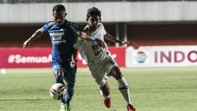 Persija Jelang Final Piala Menpora: PSS dan Persib Sama Berat