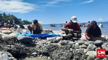 Nenek Pencari Emas Tenggelam di Tambang Ilegal Maluku Tengah
