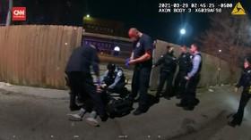VIDEO: Pemutaran Video Polisi Tembak Remaja 13 Tahun