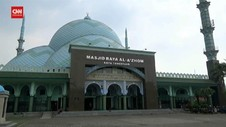 VIDEO: Masjid Pemilik Kubah Tanpa Penyangga Terbesar Di Dunia