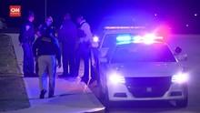 VIDEO: Penembakan Massal di FedEx AS, Pelaku Bunuh Diri