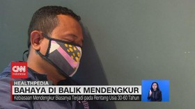 VIDEO: Bahaya Di Balik Mendengkur