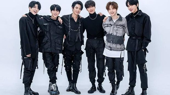 Grup Boy BLACK6IX Dibubarkan Setelah 4 Tahun Debut