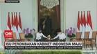 VIDEO:Isu Perombakan Kabinet Indonesia Maju