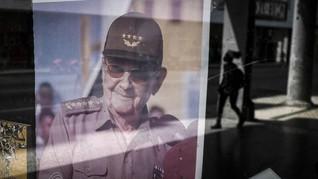 FOTO: Salam Perpisahan Rakyat Kuba untuk Era Castro