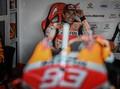 MotoGP: Marquez Dimarahi Sang Ibu Karena Menangis