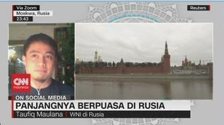 VIDEO: Panjangnya Berpuasa Di Rusia