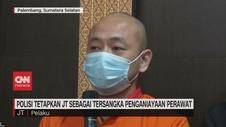 VIDEO: Pelaku Penganiayaan Perawat Jadi Tersangka