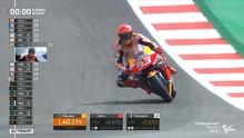 VIDEO: Aksi Marquez di Latihan bebas MotoGP Portugal