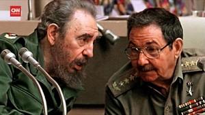 VIDEO: Enam Dekade Era Castro Memimpin Kuba Berakhir Sudah