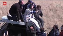 VIDEO: Detik-detik Astronaut NASA Mendarat ke Bumi