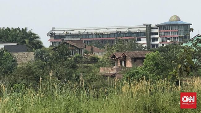 PT Amarta Karya mengklaim akan mulai membangun proyek Bukit Algoritma Sukabumi pada Mei 2021.