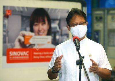 Oops, Menkes Harap Pandemi Covid19 Terkendali Sebelum 17 Agustus