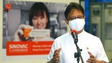 Menkes: Kasus Varian Baru Covid Banyak di Sumatera