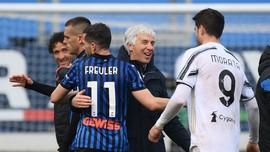 Hasil Liga Italia: Juventus Kalah dari Atalanta