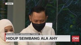 VIDEO: Hidup Seimbang Ala AHY