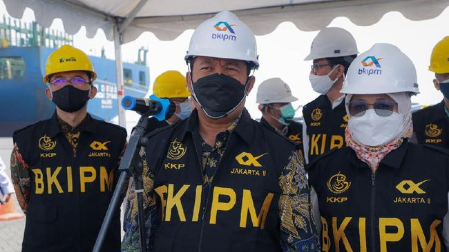 Sejalan dukungan pemerintah untuk industri perikanan, Menteri KKP Sakti Wahyu Trenggono mengimbau eksportir perikanan agar mengikuti aturan yang ditetapkan.