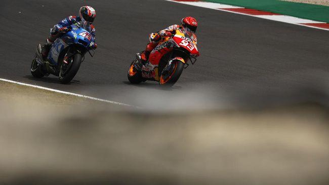 Live streaming Trans7 MotoGP Portugal 2021 bisa disaksikan di sini mulai pukul 19:00 WIB.